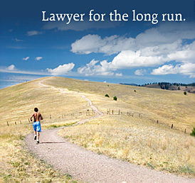 Lawyers for the Long Run